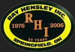 Ray Hensley, Inc. logo image